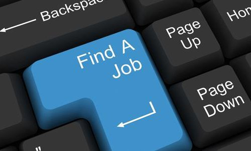 Find A Job Keyboard